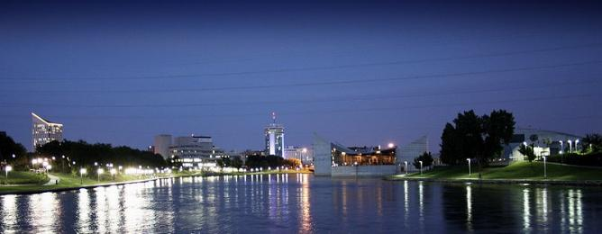 Wichita Skyline | © Andrea Allen/Flickr