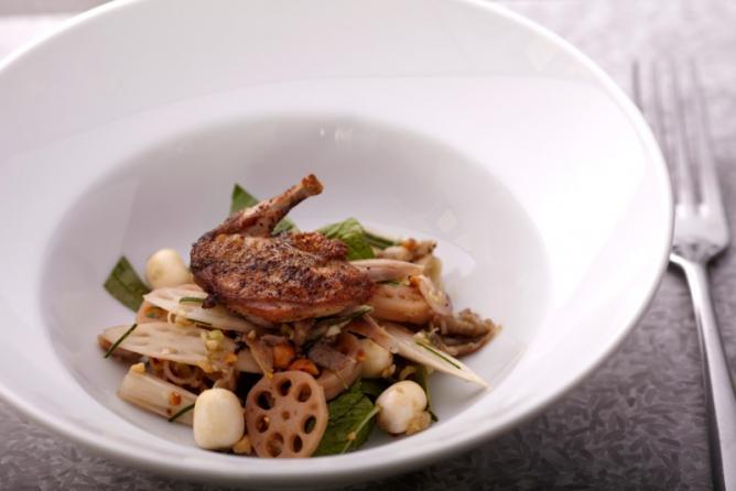 The 10 best restaurants in siem reap and angkor wat for Cuisine wat damnak menu