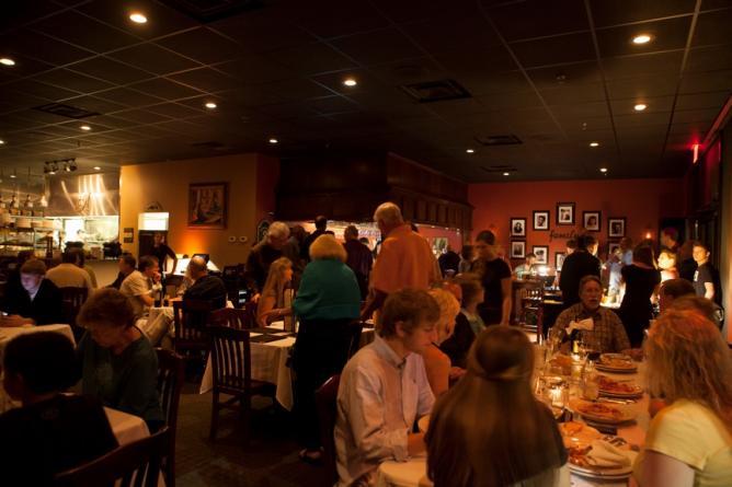 Italian Restaurants In The Vista Columbia Sc