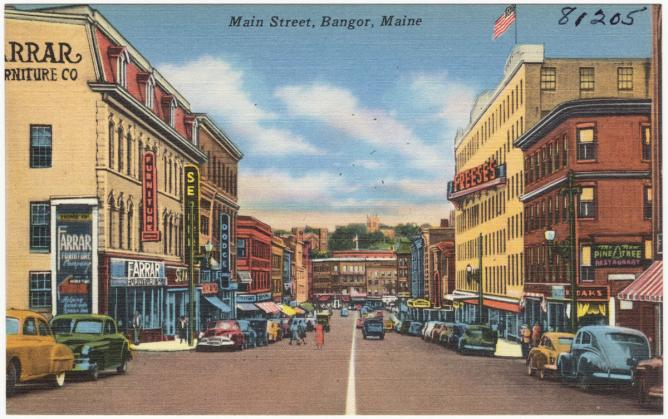 The 10 Best Local Restaurants In Bangor Maine