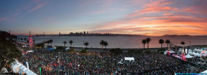 Noise Pop | Image courtesy of Treasure Island Music Festival