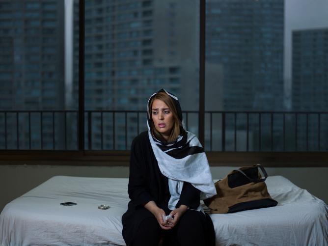 Newsha Tavakolian's Look Series