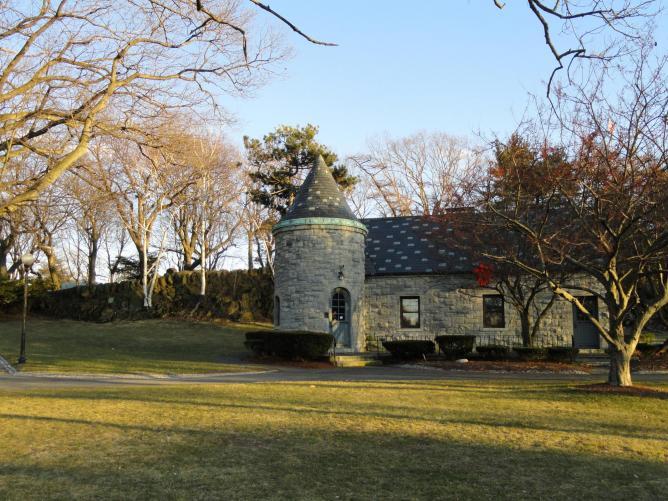 Nathan Tufts Park