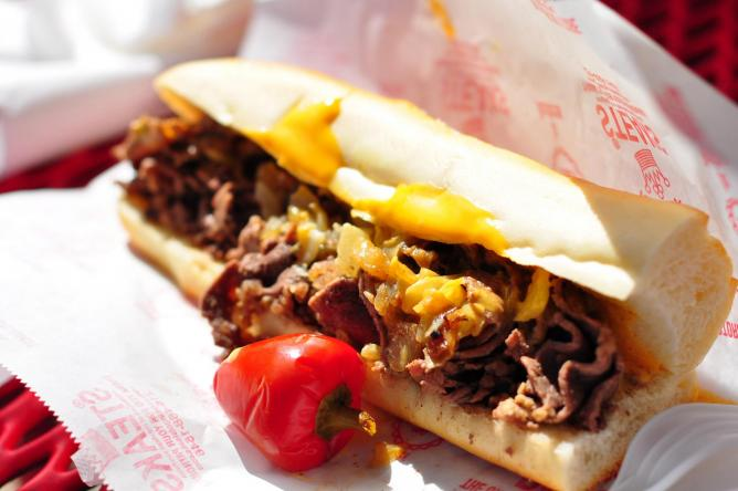 Pat's King of Steaks | © Kimberly Vardeman /flickr