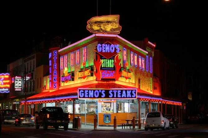 Geno's | ©Jay Reed /flickr