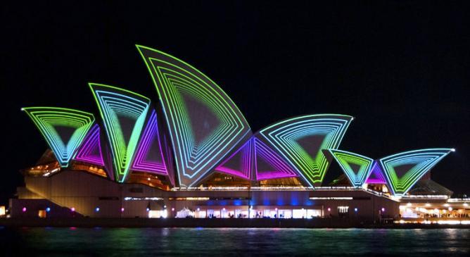 Vivid Sydney Opera House, Sydney