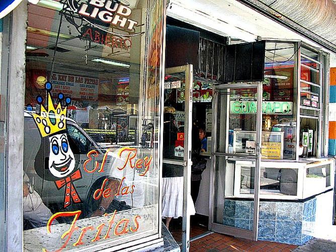 El Rey de las Fritas, Miami