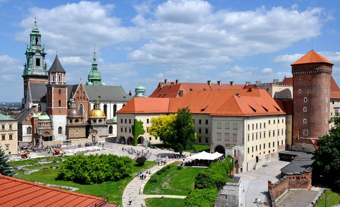 Modern Art Gallery Krakow