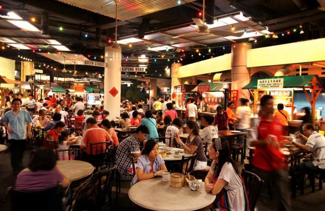 Singapore Food Trail | Courtesy Singapore Food Trail