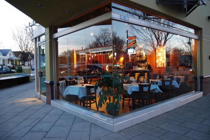 Seviche: A Latin Restaurant