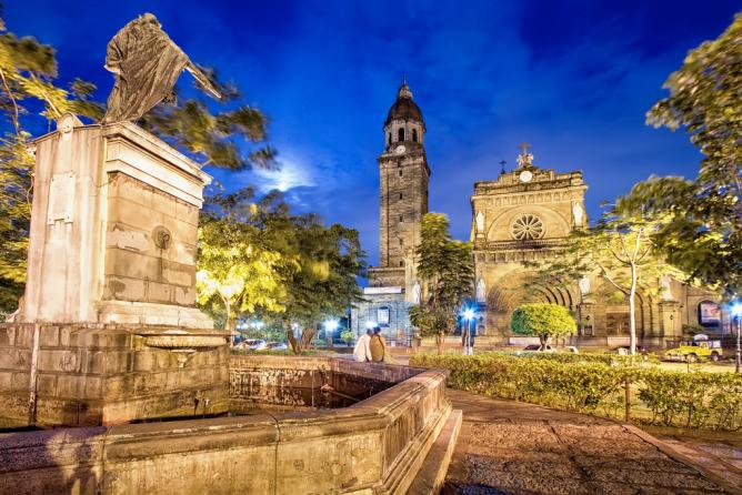 intramuros a must see Find hotels near intramuros,  hotels & places to stay near intramuros  intramuros is an area that's easy to walk around and a 'must see' to soak up manila.