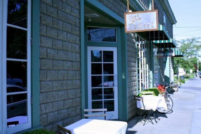 Café La Haye exterior | Café La Haye