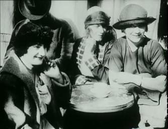 Natalie Clifford Barney, Janet Flanner und Djuna Barnes