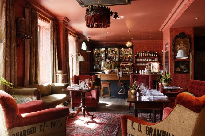 Zetter Cocktail Lounge