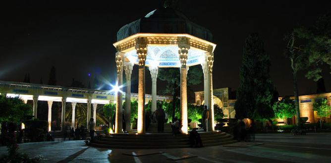 Tomb of Hafez | © Uploadbot/Wikicommons