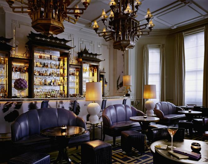 The 10 Best Cocktail Bars For Stylish Nights Out In London