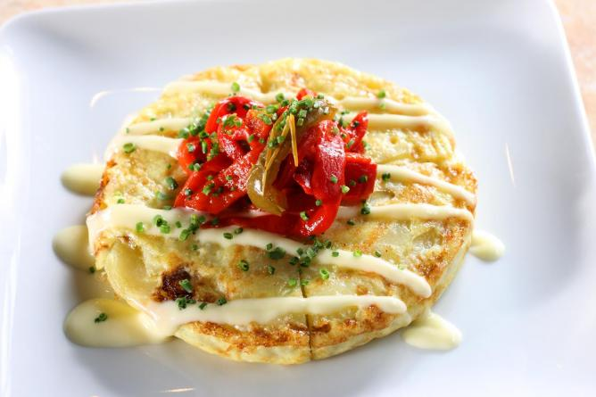 Tortilla Espanola' | © Stacy Zarin Goldberg | Courtesy of Estadio