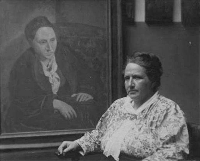 Image result for gertrude stein Salon