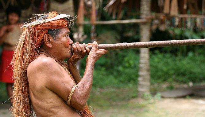 Indigenous Peru