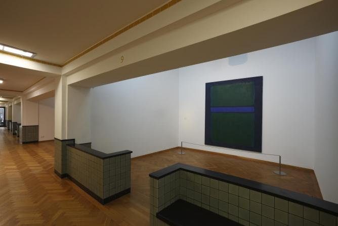 Exhibition alcove | Courtesy Gemeentemuseum den Haag