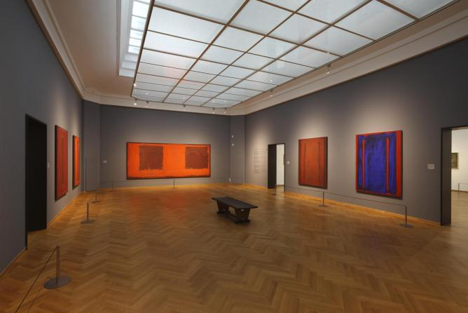 'The Seagram Murals' | Courtesy Gemeentemuseum den Haag