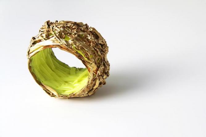 Gijs Bakker, Plastic Soup Bracelet,