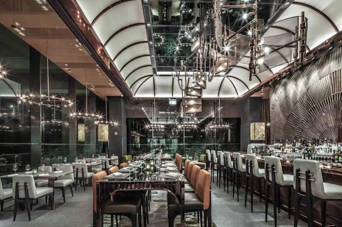 Hong kong s coolest design restaurants