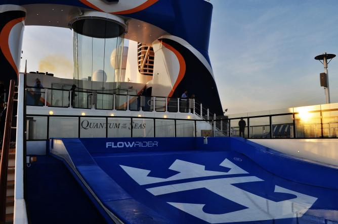 Ripcord by iFly and Flowrider   © Lucy Freeland