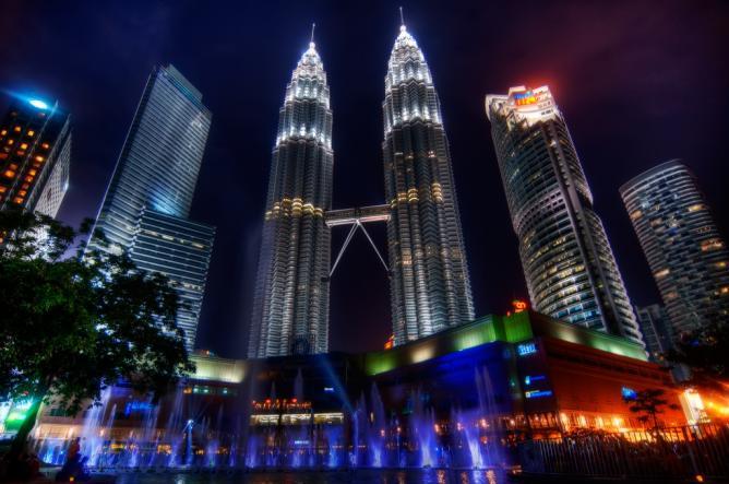 Kuala Lumpur's Petronas Towers © Spreng Ben/Flickr