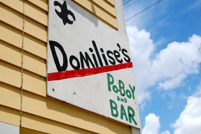 Domilise's Po-boy and Bar