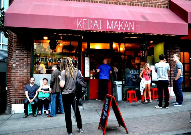 Exterior | Courtesy of Kedai Makan
