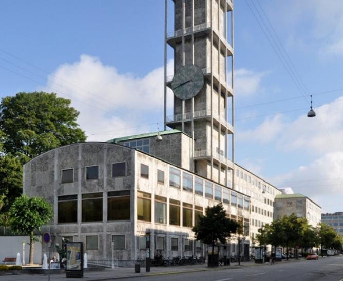 Aarhus City Hall | © Martinwm/WikiCommons
