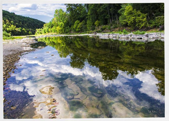 Buffalo National River | © Seth Anderson/Flickr