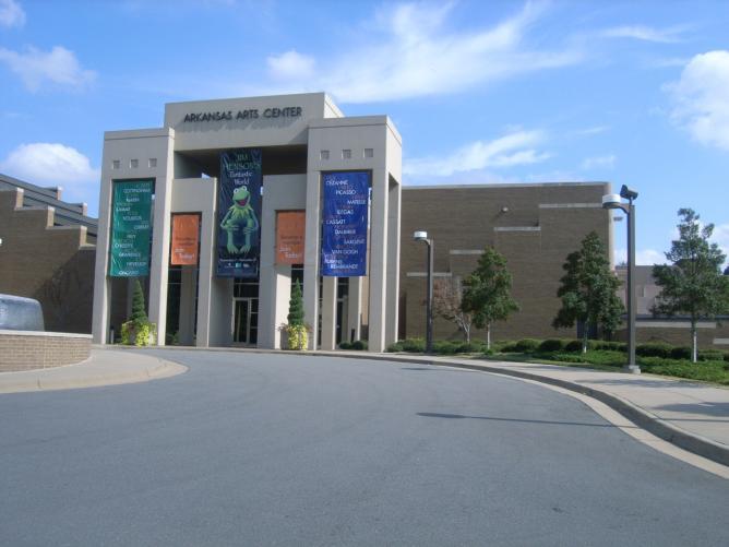 Arkansas Arts Center | © Cliff/Flickr