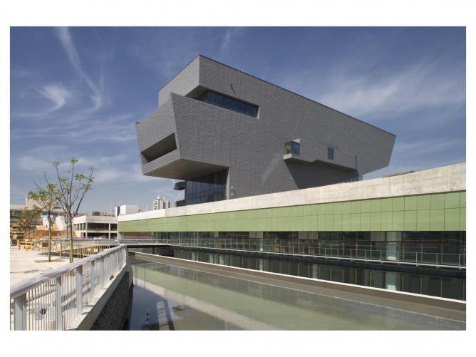 The Museu del Disseny Barcelona