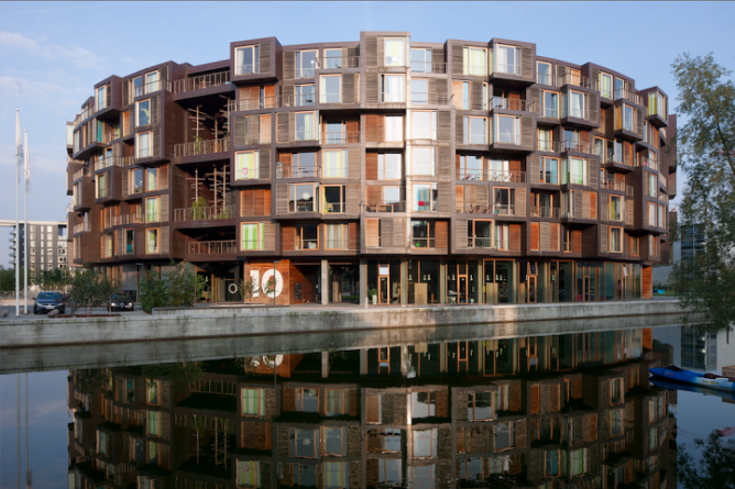 Apartment Building Design Concepts denmark's 10 stunning new buildings & architectural marvels