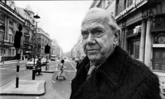 Picture of Graham Greene