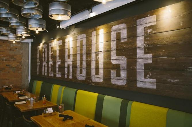 Interior of the Freehouse   Courtesy The Freehouse