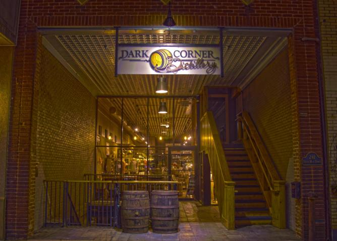 Dark Corner Distillery has a deserved place on our pick of the Best Restaurants In Greenville, SC