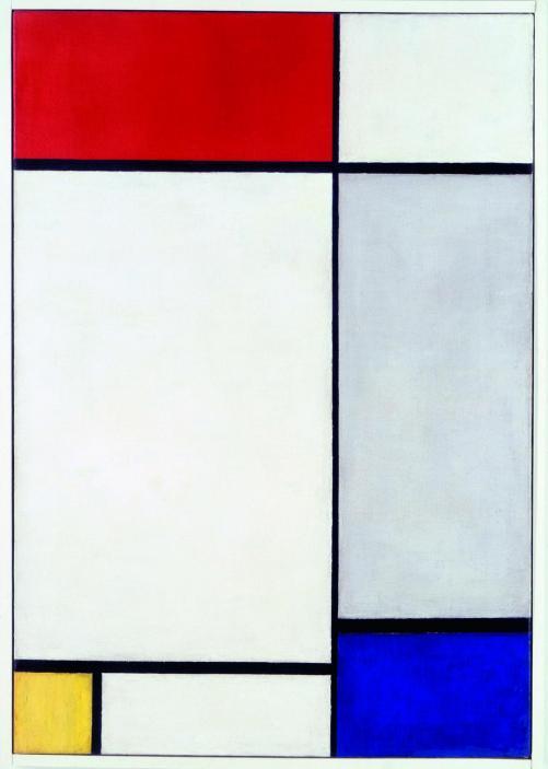 Piet Mondrian 1927 © Tate