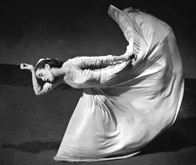 Martha Graham, dance