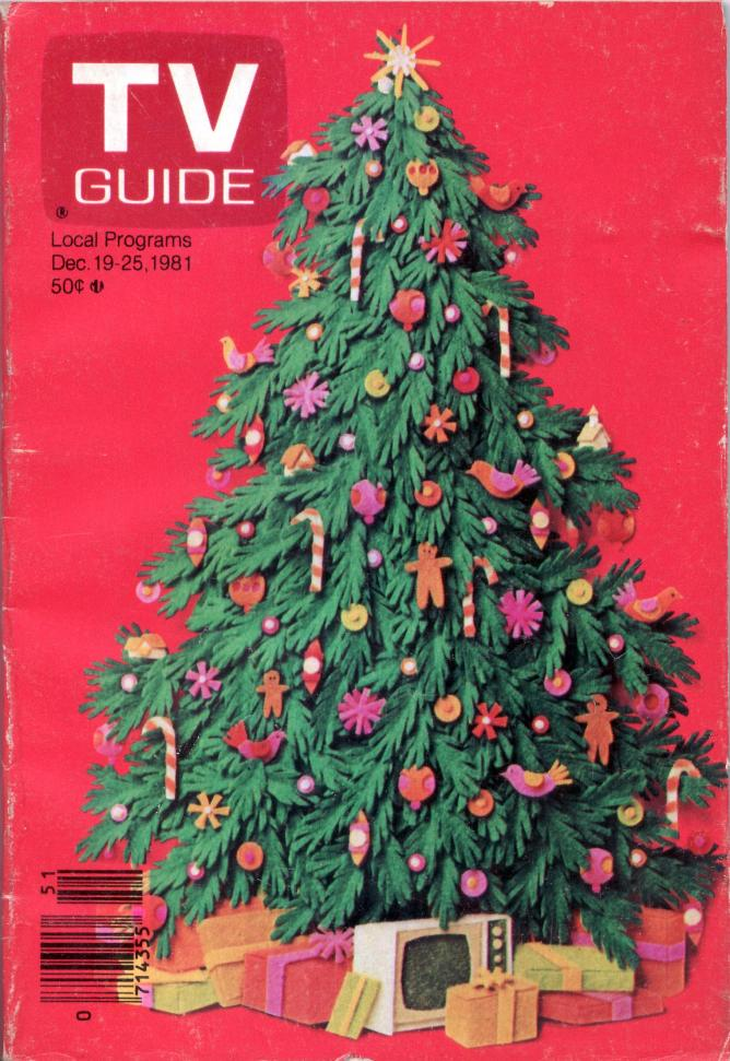 Tv Guide Christmas Covers