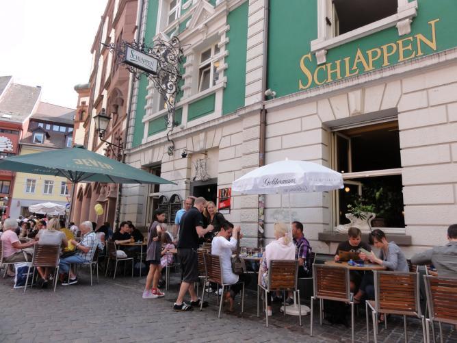 Schlappen, Freiburg, Germany