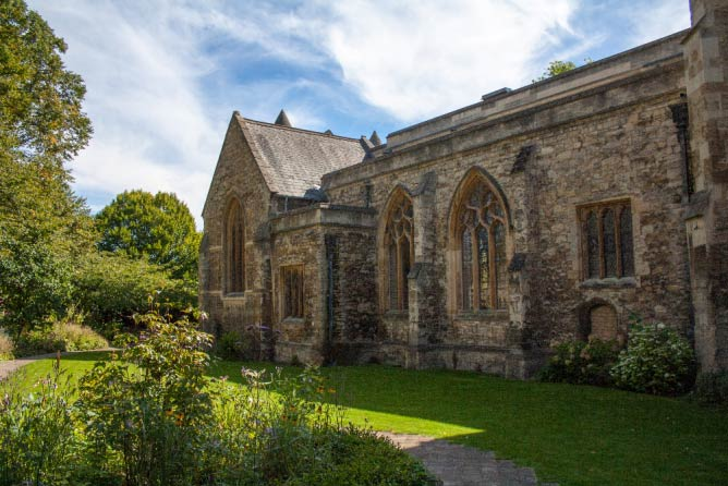 St Edmund Hall, Oxford © simononly/WIkicommons