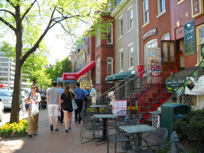The 10 Best Restaurants In Washington Dc S Dupont Circle