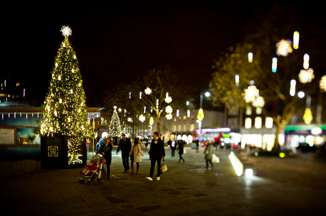 Duke of York Square | u0026#xA9; Aurelien Guichard/Flickr & Christmas in the Capital: Top 10 London Lights azcodes.com
