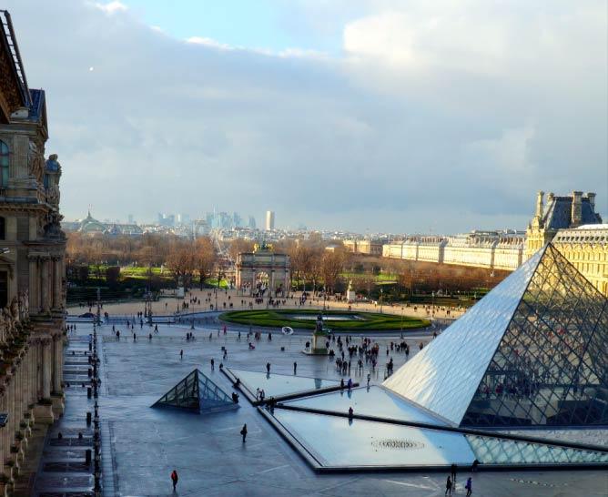 Musée du Louvre | © Stephanie Carwin