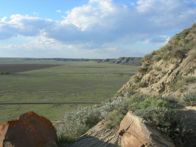 Big Muddy Valley, Saskatchewan