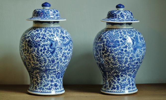 Ming Vases
