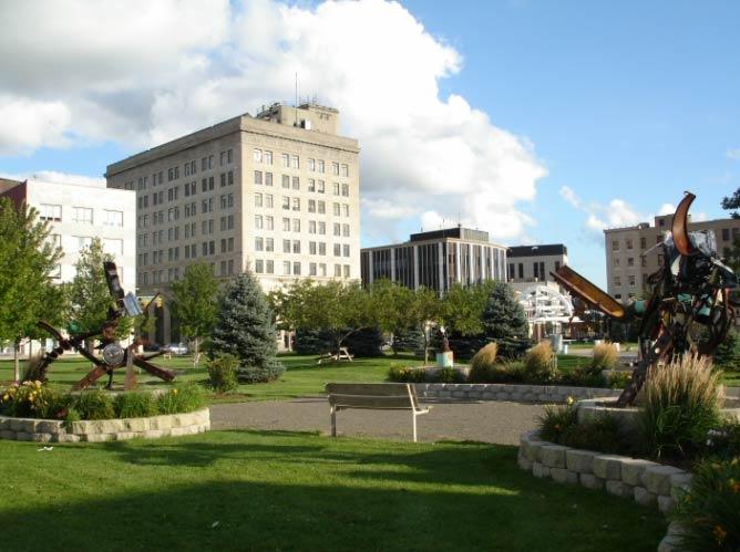 Downtown Hammond | © John Delano/WikiCommons